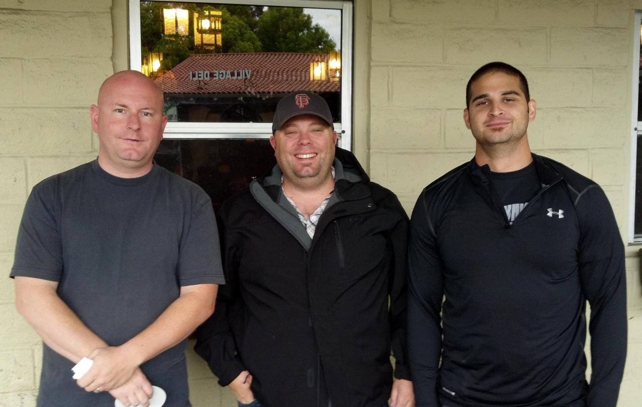 EMS professionals in Solano County